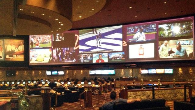 mirage sports betting