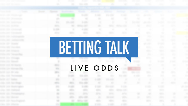 free betting odds feed