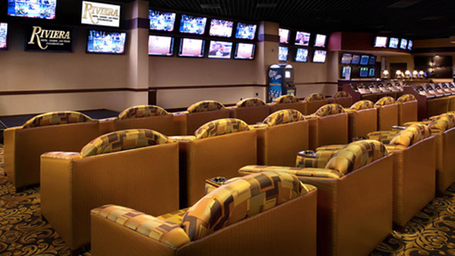Everything Must Go Sportsbook Furnishings Among Items Up
